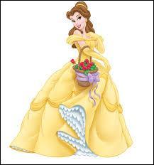 """Comment se nomme la princesse étant amoureuse de """"La Bête"""" ?"""