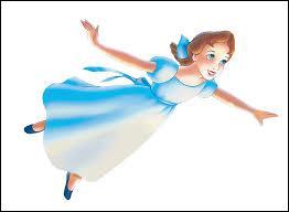 Qui est cette jeune fille éprise de Peter Pan ?