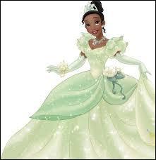 Qui est cette jolie princesse ?
