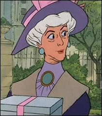 Qui est cette dame ?