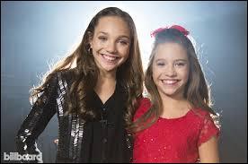 Quel est le nom de Maddie et de Mackenzie ?
