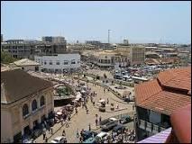 Accra est la capitale du/des :