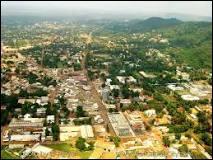 Bangui est la capitale de :