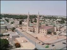 Nouakchott est la capitale de la/du :