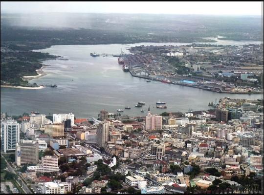 Dodoma est la capitale de :
