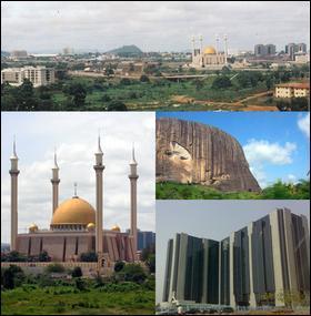 Capitales d'Afrique