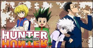 Hunter x Hunter - Au début du manga, quel est le rêve de Gon Freecss ?