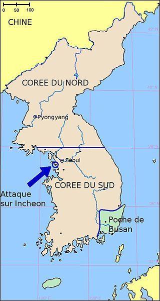 De 1950 à 1953, une guerre déchire une péninsule frontalière de l'URSS et de la République populaire de Chine. Il s'agit de
