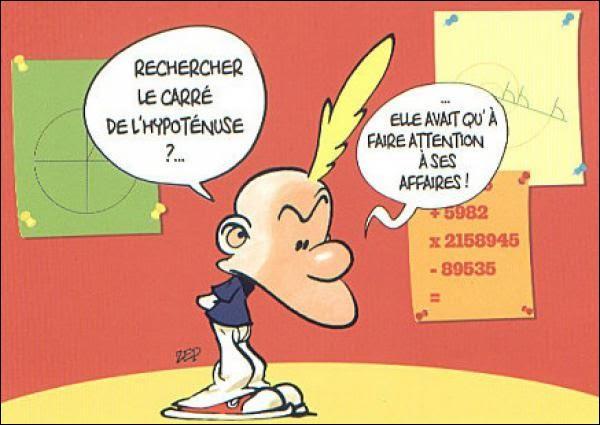 Pythagore, en plus de hanter nos cours de math, était un grand penseur. Quelle citation n'est pas de lui ?