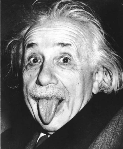 Quel est ce scientifique qui est à l'origine de la loi sur la relativité ?