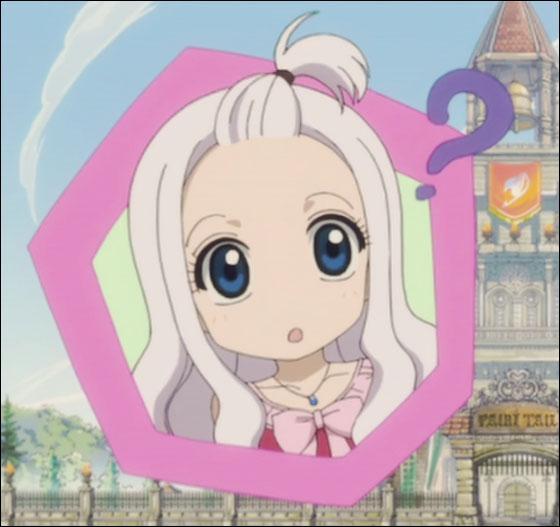 Elle est une mage de rang S de la guilde Fairy Tail et la grande sœur de Lisanna et Elfman. Qui est-ce ?