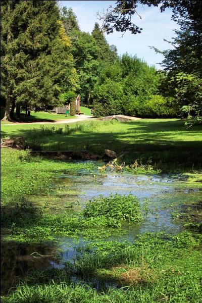 La Seine, fleuve de France né sur le plateau de Langres, se jette dans la Manche par un vaste estuaire.