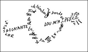 Guillaume Apollinaire quel mouvement