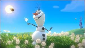 Quel est le rêve du bonhomme de neige ?