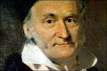 Quel était le domaine de prédilection du mathématicien Gauss ?