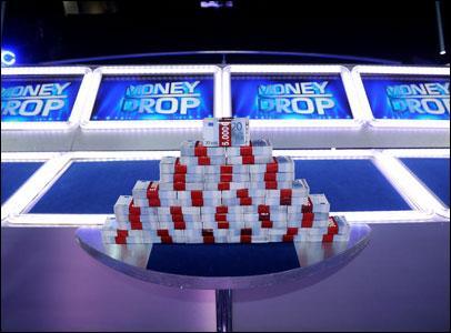 Par qui est présentée l'émission « Money Drop » ?