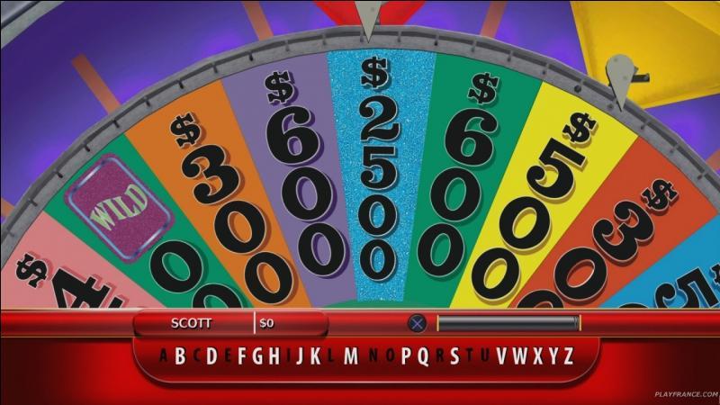 Combien de temps dure environ un programme de « La roue de la fortune » ?