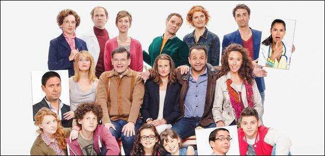 Combien y a-t-il de saisons dans la courte série humoristique « Pep's » ?