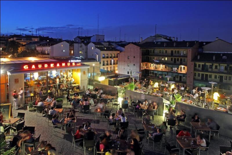 Madrid est la ville parfaite pour sortir, faire des rencontres amicales ou amoureuses. Mais quel est le quartier le plus multiculturel où je risque de faire le plus de rencontres ?