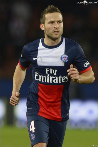 Hiver 2013, un joueur arrive d'Angleterre : un Français. D'où vient-il ?