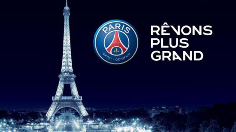 Le Paris Saint-Germain (version QSI)
