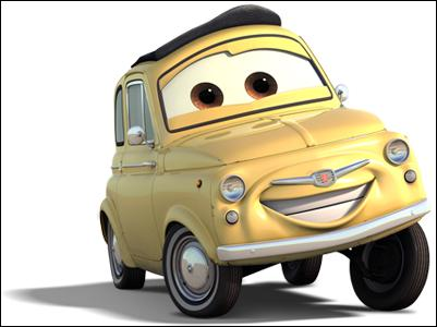 Qui est cette voiture jaune ?