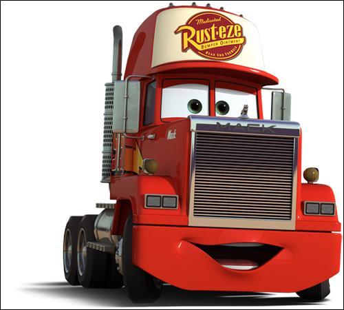 Qui est ce camion ?