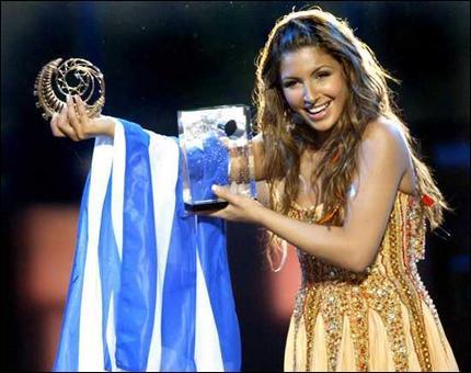 Gagnante de l'Eurovision 2005