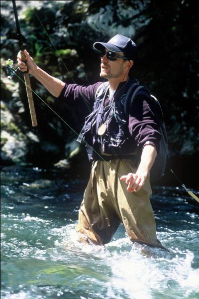 """Pour """"taquiner"""" la truite fario dans les rivières de Haute-Savoie, une carte de pêche est obligatoire."""