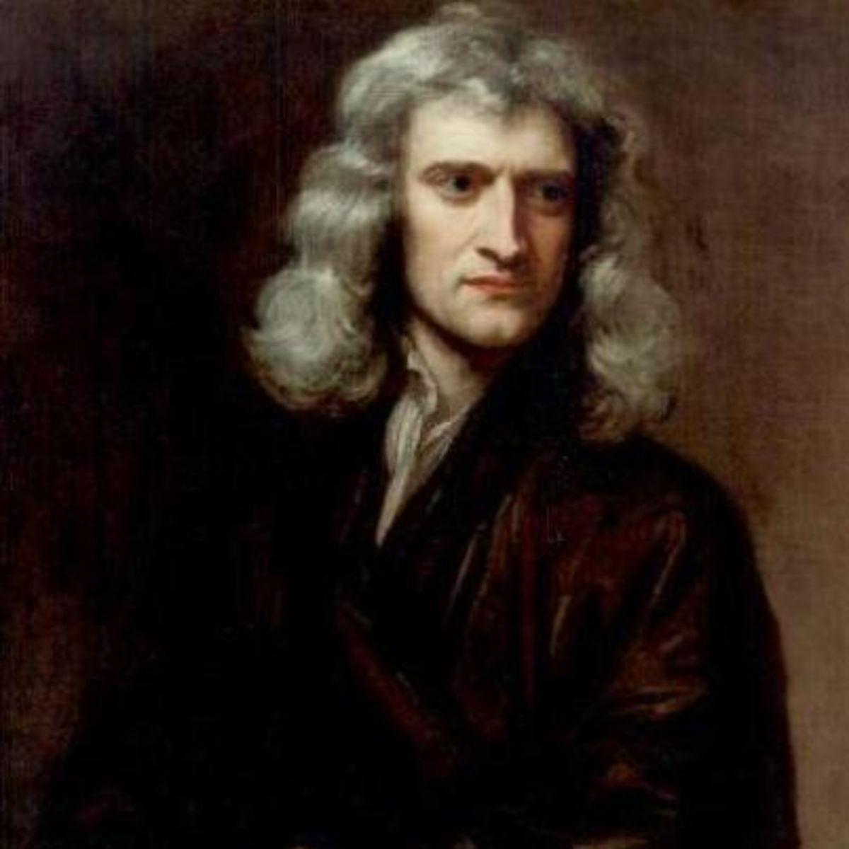 Isaac Newton : un des plus célèbres scientifiques