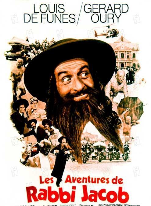 Un film : Les aventures de Rabbi Jacob