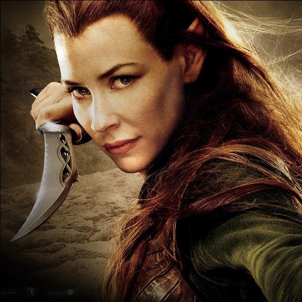 Qui a incarné Gabriel, ce bel elfe dont Legolas est amoureux ?