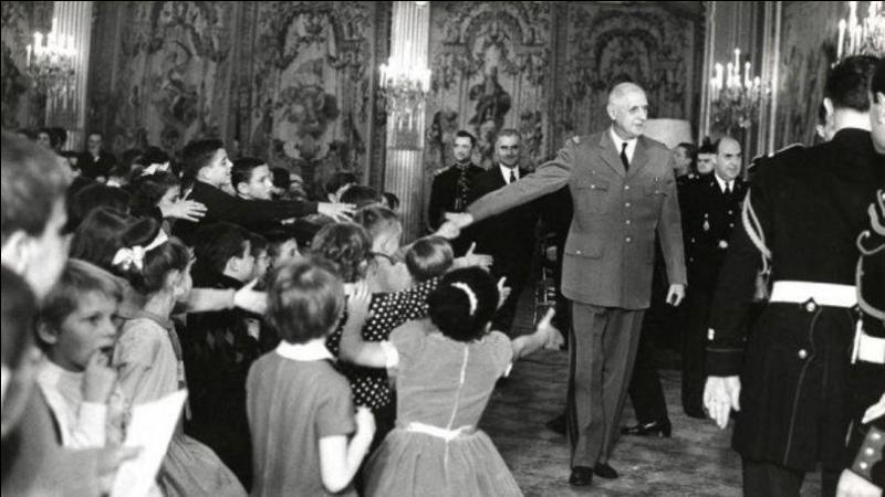 Combien d'enfants avait le général Charles de Gaulle ?