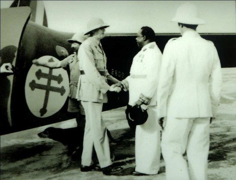 Qui n'a jamais rencontré le général Charles de Gaulle ?