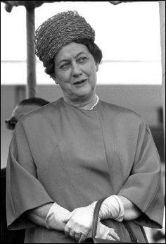 Comment s'appelait l'épouse du général Charles de Gaulle ?
