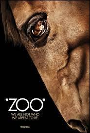 """Le film """"Zoo"""" sorti en 2007, fut projeté pour la première fois au..."""
