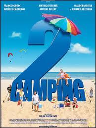 """Dans """"Camping 2"""", comment s'appelle la fille de Jean-Pierre ?"""