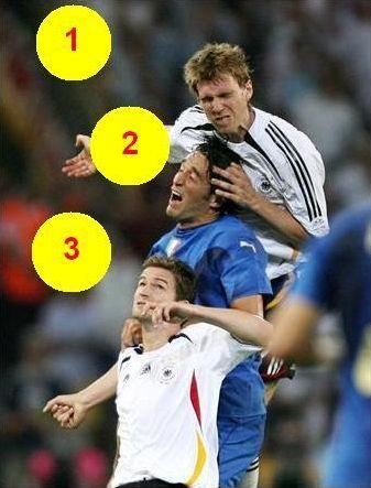 2 - Où est le ballon ?