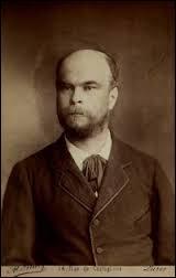 En 1884, il a rédigé « Les Poètes ... ».