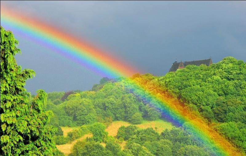 Sciences : combien de couleurs possède un arc-en-ciel ?