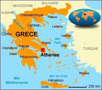 Histoire : quelle ville en Grèce comptait 7 portes ?