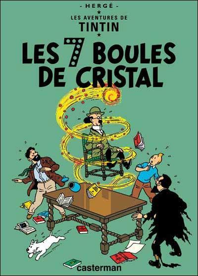 """Culture et littérature : dans """"Tintin"""" combien y a-t-il de boules de cristal ?"""