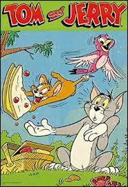 Jerry a volé le sandwich de Tom, que faisait-il ?