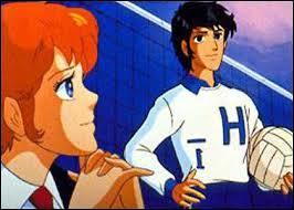 Ces deux personnages pratiquent le volley-ball. Comment s'appellent-ils ?