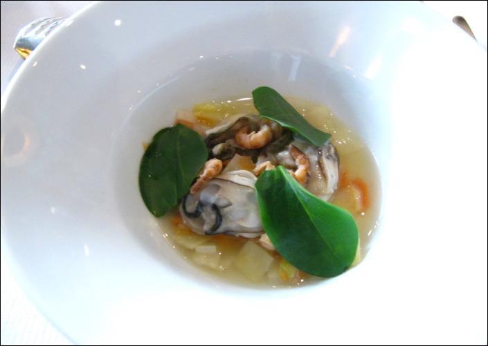 L'image s'agrandit en un clic. Observez ce plat avant de nous dire quel est le nom donné à l'oeuvre de Gagnaire :