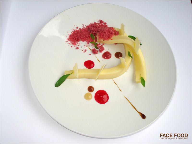 """Histoire de vous mettre dans l'ambiance, retrouvez la définition de Philippe Bouvard concernant """"la nouvelle cuisine"""" :"""