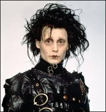 """Le film """"Edward aux mains d'argent"""" marque la première collaboration entre Tim Burton et Johnny Depp. En tout, l'acteur a joué ... fois dans un film de Burton."""