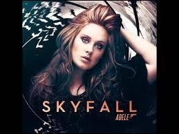 La première phrase de « Skyfall » se traduit par : ___ la fin.
