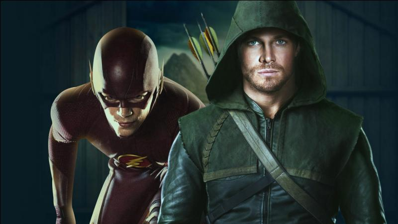 Quelle autre série est liée à Arrow ?