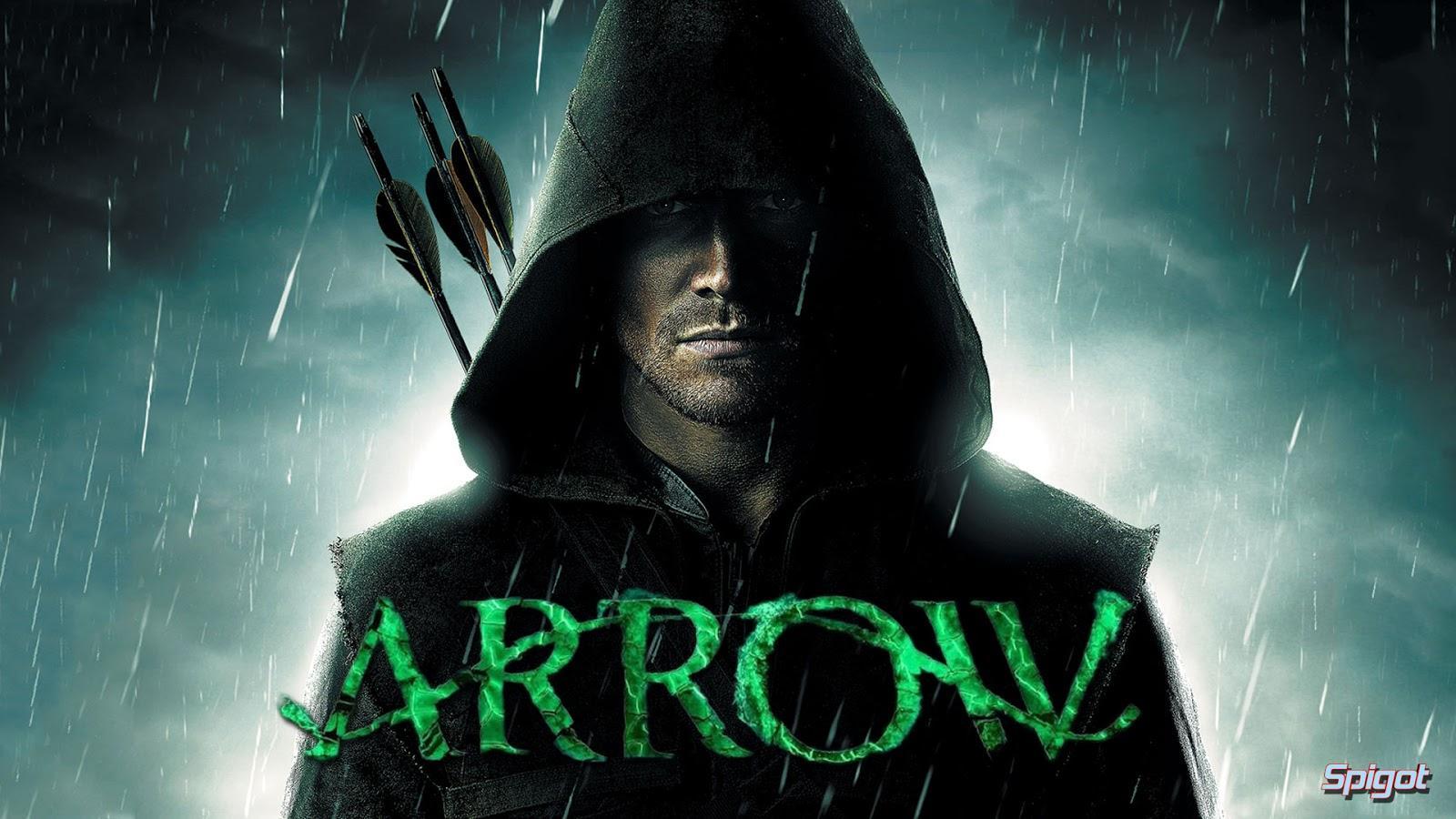 Séries (2) : Arrow